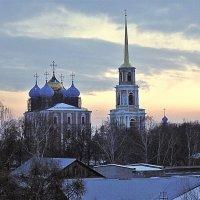 Рязанский Кремль на рассвете. :: Лара ***