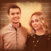 Просто красивая пара)) :: Nadin