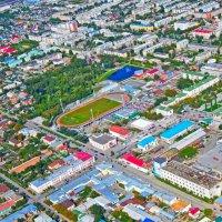 Пролетая над городом! ... над суетой городских улиц! :) :: Елена Хайдукова  ( Elena Fly )