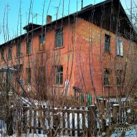 Старый дом :: Василий