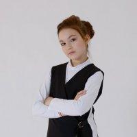Юная модель. :: Андрей + Ирина Степановы