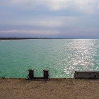 Февраль,море.... :: Варвара