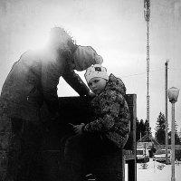 зимние забаы :: Любовь