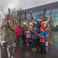 В День Защитника Отечества на ВДНХ :: юрий поляков