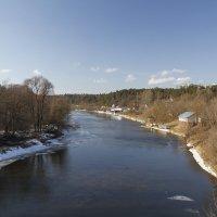 Москва-река в Звенигороде :: esadesign Егерев