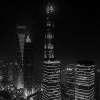 Ночной Шанхай :: Mихаил K