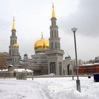 храм обновленный :: Олег Лукьянов