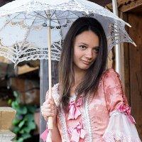 девичьи лики образ :: Олег Лукьянов