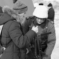 После боя!!! :: Радмир Арсеньев