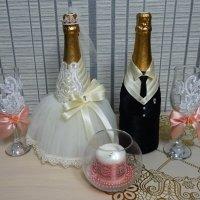 Свадебное шампанское :: Татьяна Р