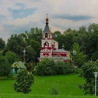 Храм  Параскевы Пятницы :: Liliya Kharlamova