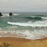 Португалия, атлантический океан :: Anna Budyakova