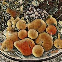 Блюдо с фруктами :: Владимир