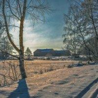 Зима в деревне :: Вадим Ефимчик