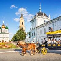 Катание на лошадях :: Юлия Батурина