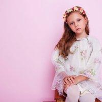 Детский портрет. :: Виктория Тюменцева