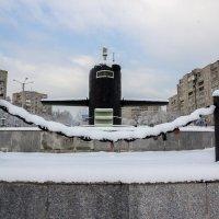 Рубка АПЛ :: Сергей Коваленко