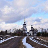 Успенский Колоцкий монастырь :: Татьяна