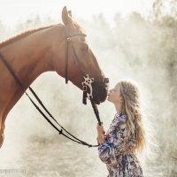 Поцелуй :: Ирина Богатырева
