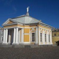 Петропавловская крепость.Ботный дом. :: веселов михаил
