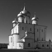 Варлаамо-Хутынский монастырь :: Зуев Геннадий
