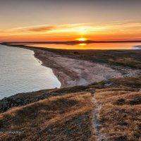 Закат на горе Опук :: Игорь Сарапулов
