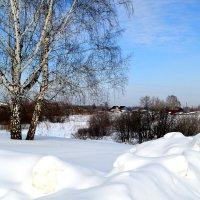 Сибирская глубинка :: Татьяна Лютаева