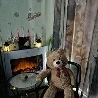 Медведь :: ОКСАНА ЮРЬЕВНА ШВЕЦ