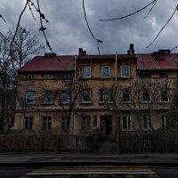 Старый немецкий дом. :: JohnConnor844 N