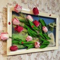Вторая работа флористом :: Сергей Розанов