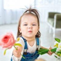 Дети-цветы жизни! :: Надежда Бирюкова