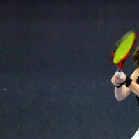 Открытый зимний чемпионат Москвы по теннису 2020 :: Владимир Хлопцев