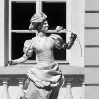 Живая статуя :: Владимир Тро