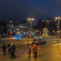 Московские Пейзажи :: юрий поляков