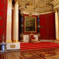 Императорский трон. :: веселов михаил