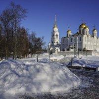 До свидания Зимушка -Зима! :: Александр Белый