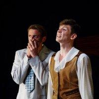 «Я не жилец на свете, я мертвец...» («Ромео и Джульетта») :: Andrew Barkhatov