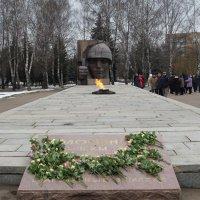 Мемориал памяти воинов ВОВ :: Валерий
