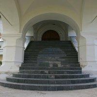 Царские врата. Николо-Вяжищский монастырь. :: Зуев Геннадий