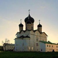 Зеленецкий монастырь :: Зуев Геннадий