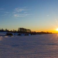 На Обве еще зима :: Валерий Симонов