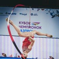 Упражнение с лентой :: Валерий Шейкин