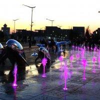 фонтаны в парке :: Ростислав