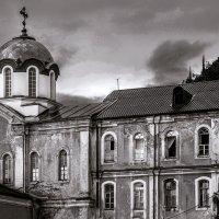 Ново-Афонский Симоно-Кананитский  мужской монастырь :: александр варламов