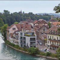 Швейцария, Берн. :: Валерий Готлиб