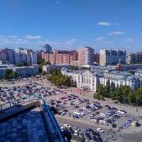 Привокзальная площадь :: Boris Zhukovskiy