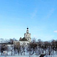 Москва. Андроников монастырь :: Александр Качалин