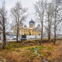 Мужской монастырь. :: petyxov петухов