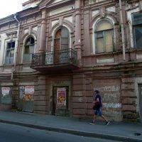 Старый дом. :: Анфиса