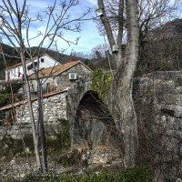 Монтенегро.....Монастырь Подмайне (Подострог) в Будве :: Юрий Яньков
